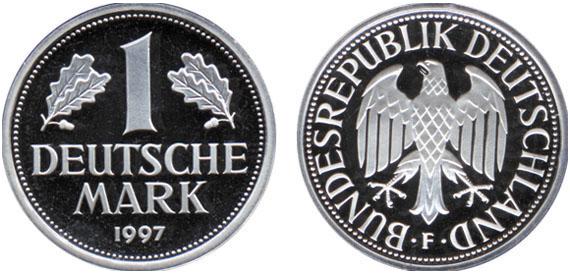1 Mark Komplett Jägernummer 385 Beutler Münzen Komplettangebote