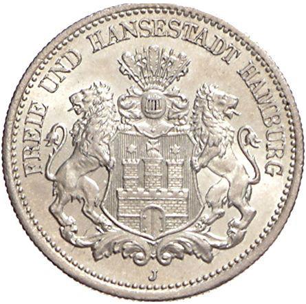 Wappen Mit Schildhaltern 2 Mark Jägernummer 61 Beutler Münzen